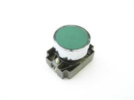 Telemecanique push button green