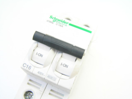 Schneider Electric A9F64216 iC60a C 16A