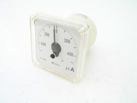 Enertec Ampèremeter 0 - 400 (500) µA