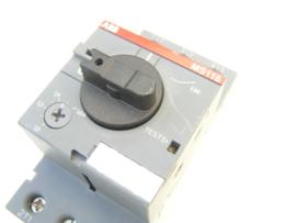 ABB MS116. 1,0 - 1,6A
