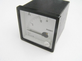 Faget Ampèremeter 0-10 (20)A