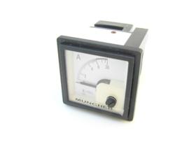Analoge ampèremeter 0 - 36A