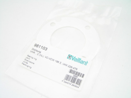 Vaillant 981103 Pakking ring