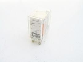 Mors Smitt Contactor relay CU-J78 2,4A~