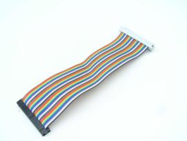 40 pins Regenboog GPIO verlengkabel