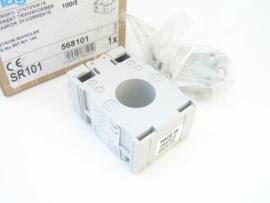 Hager SR101 Current Transformer 100/5