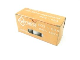 Weber D02 - 63A