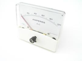 API Instruments Amperes A.C.
