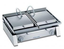 Libero panini grill - 2 zones - 3 geribd - 1 glad