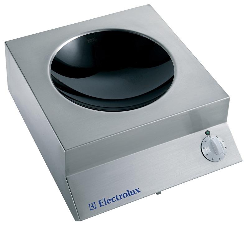 Libero inductie wok 400V