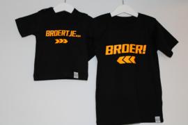 Shirtje 'Broertje...' of DUO?