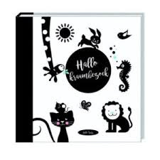 Hallo Kraambezoek boek (te personaliseren)