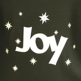 Shirtje 'Joy' + sterren / strass