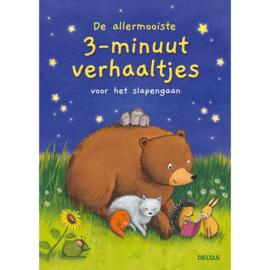 Boek 3-minuut verhaaltjes