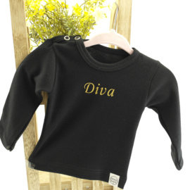 Shirtje 'Diva'