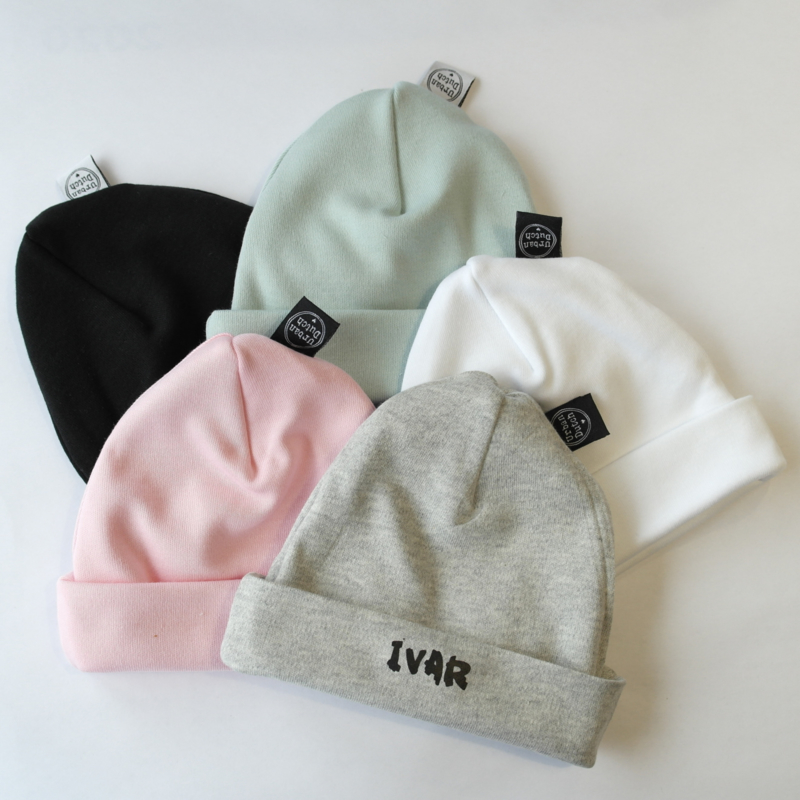 Beanies Urban Dutch in 5 kleuren