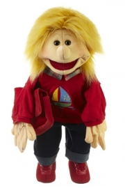 Living puppets handpop Lasse 65 cm W121