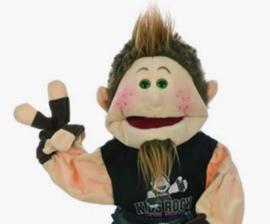Living puppets Larry rocker 65 cm W276