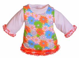 kleed bloemen 45 cm W701