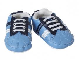 schoenen blauw 65 cm W591