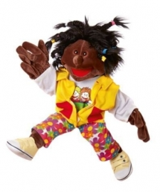 Living puppets handpop Dascha 65 cm W658