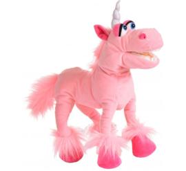 Roze eenhoorn W839