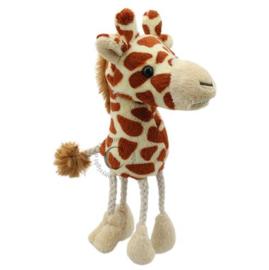 Vingerpopje giraf PC020201