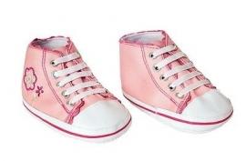 schoenen roos 65 cm W641