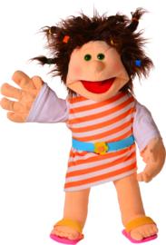 living puppets handpop Klaartje 65 cm W828