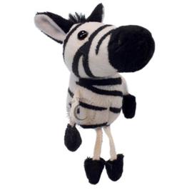 vingerpopje zebra PC020206