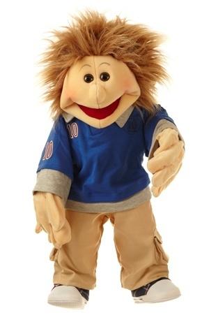 Living puppets handpop Erik 65 cm W408