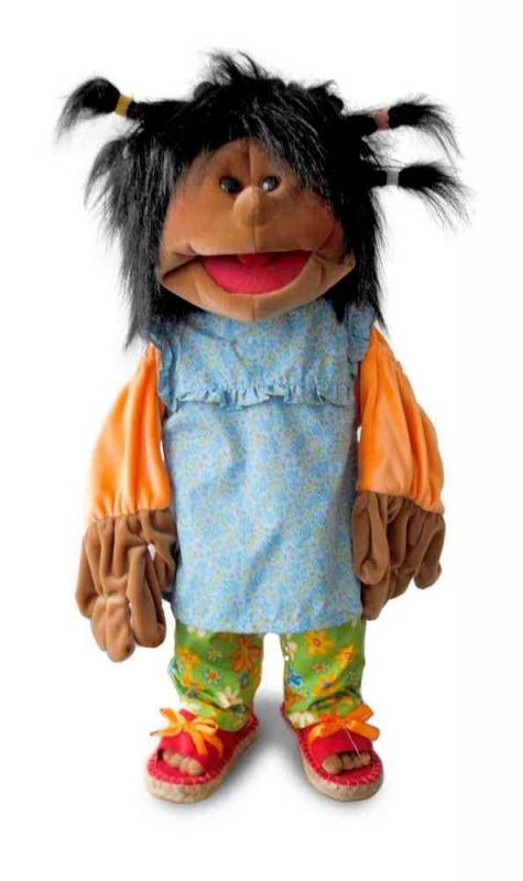 Living puppets handpop Maggy 65 cm W185