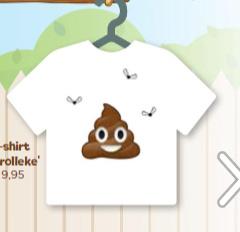T-shirt Kakske 65 cm