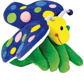 handschoen vlinder 40280