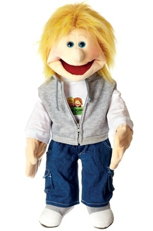 Living puppets handpop Joost 65 cm W644