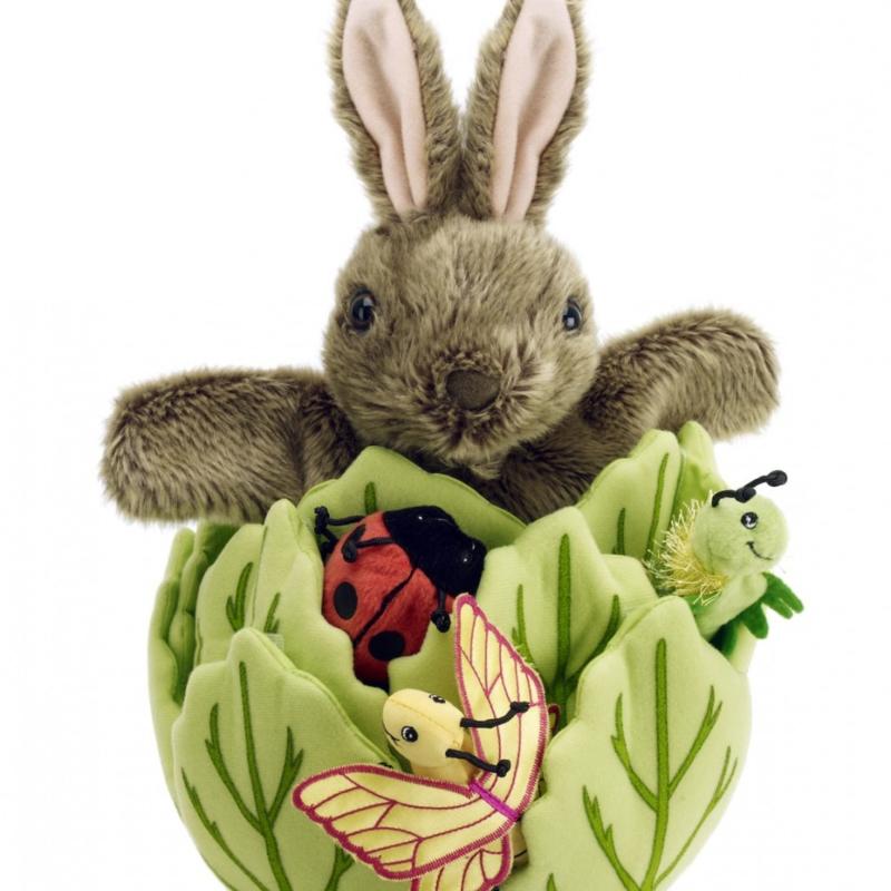 krop sla met konijn PC003022