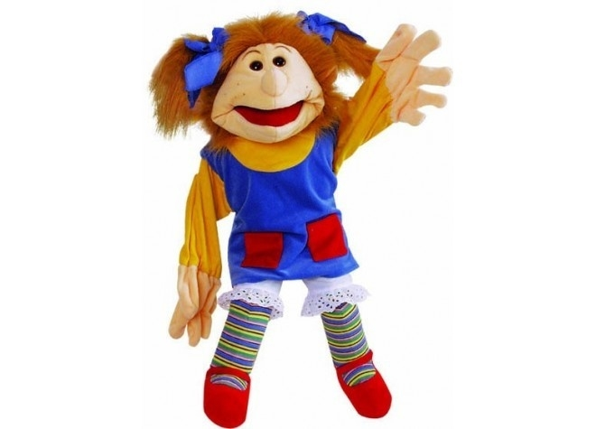 Living puppets handpop Lotta 65 cm W067