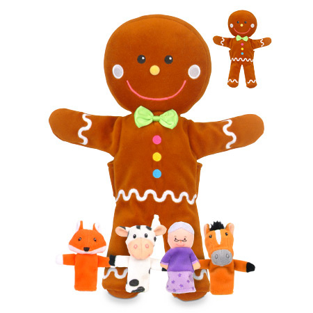 Gingerbread + 4 fig