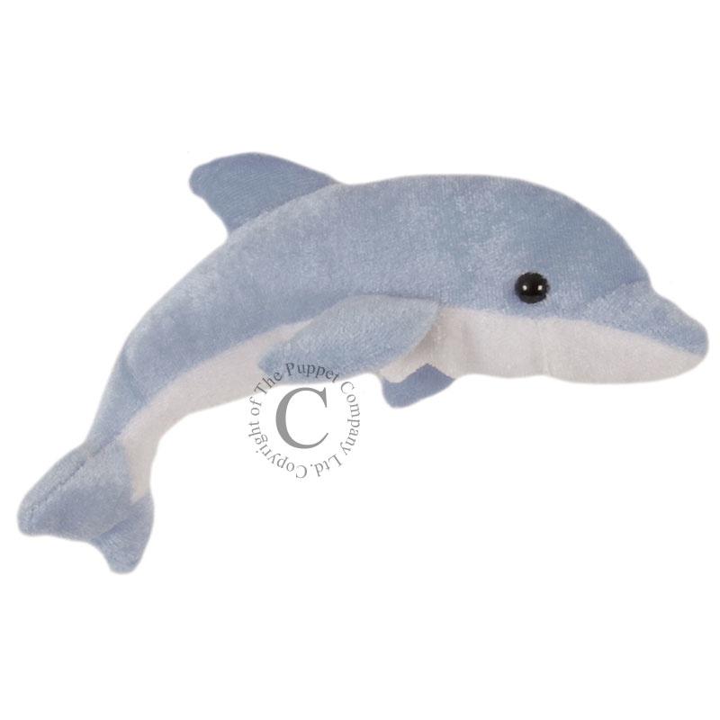 vingerpopje dolfijn PC002105