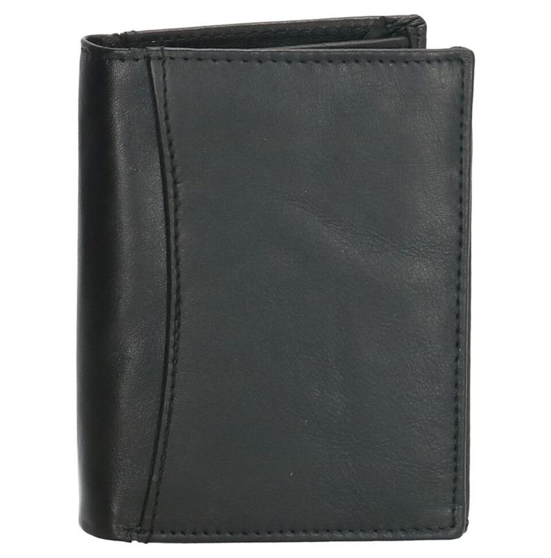 Portemonnee klein, zwart