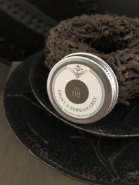Geurtinnetje NO 08 Ebony & Persian Grey