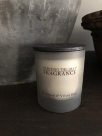 Geurkaars NO 97 Rosewood & Velvet Plum