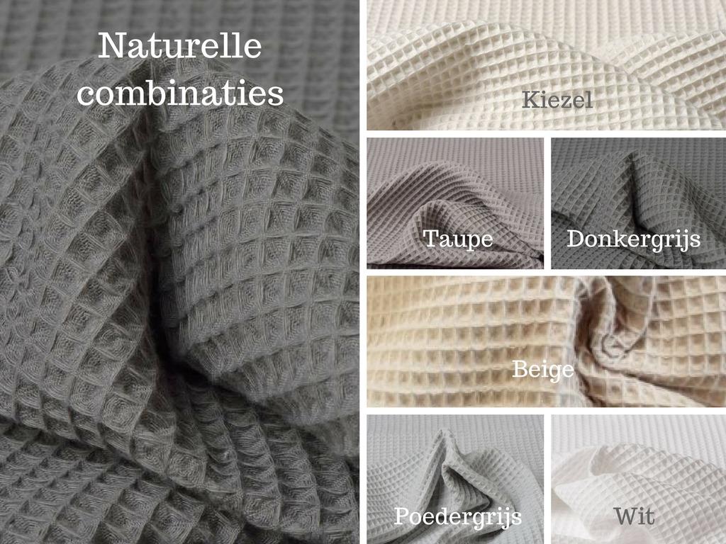 naturelle combinaties