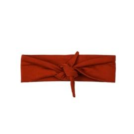 Haarband | Reddish Brown | Handmade