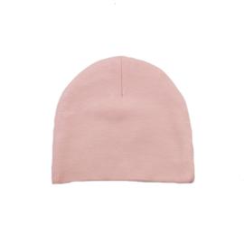 Beanie | Cloudy Pink | Handmade