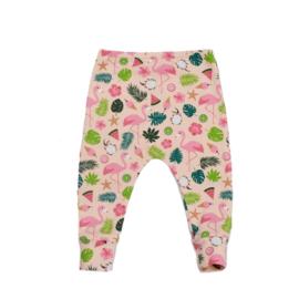 Slim Fit Pants | Flamingo