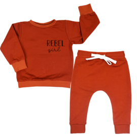 Tracking Suit | Rebel Girl | 6 Colours