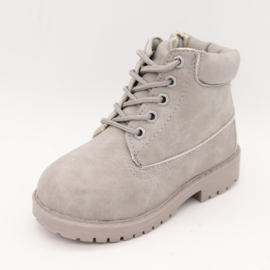 Laceboots | Soft Grey