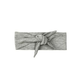 Haarband - Pastel Shades - Grey Melange - Handmade