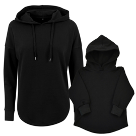 Twinning hoodies |Black